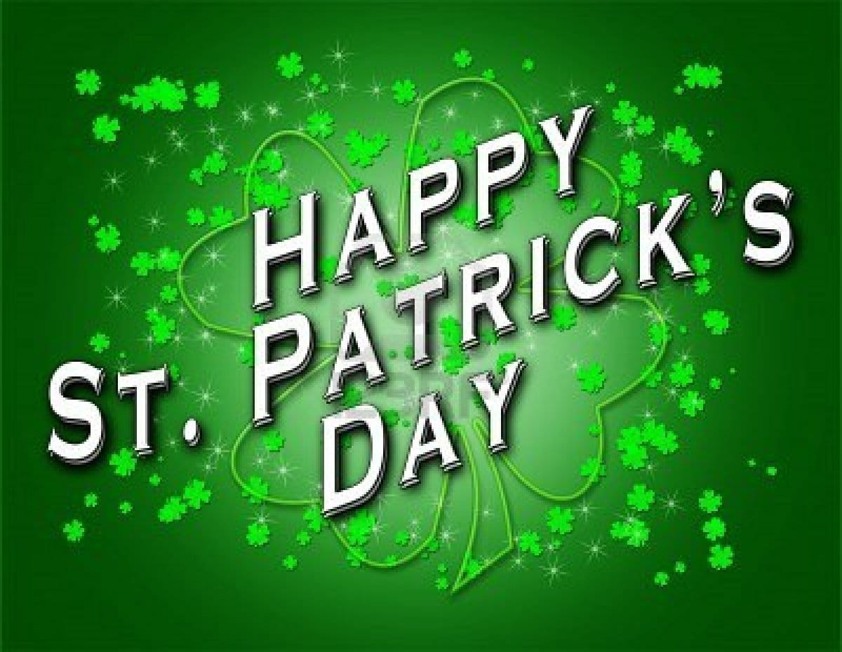 Happy St. Patrick's Day from Spa Warehouse!