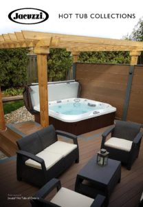 Jacuzzi Spa now available at Spa Warehouse in Hagerstown, MD